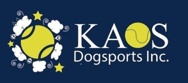 KAOS Dogsports Logo